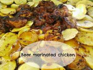 Beer marinated chicken recipe - Anna Can Do It!