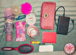 What's in my bag - Anna Can Do It!