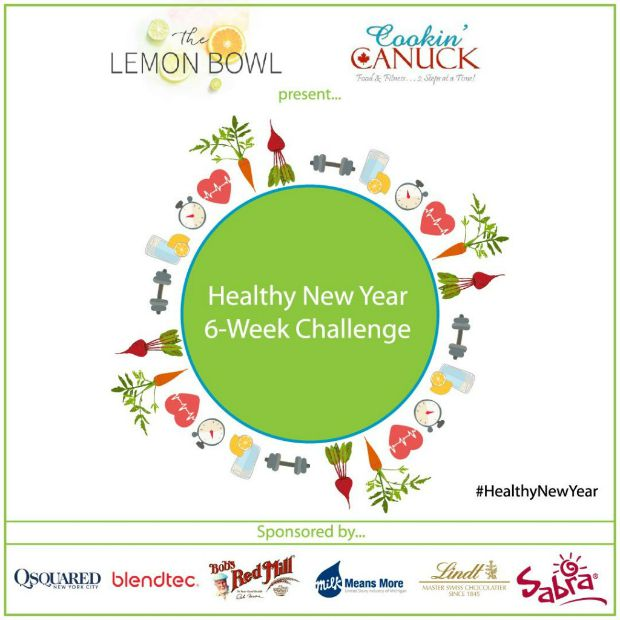 Healthy New Year Challenge summary