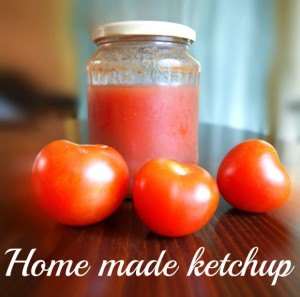 Home made ketchup - Anna Can Do It!
