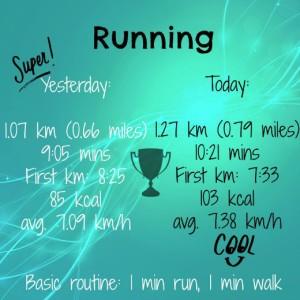Run, like a girl - Anna Can Do It!