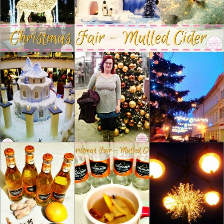 Christmas Fair – Mulled Cider - Anna Can Do It!