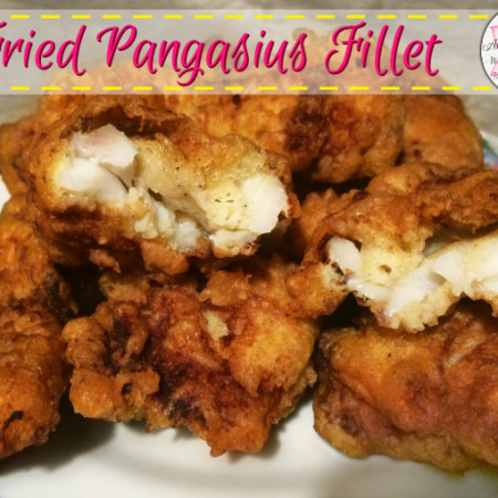 Fried Pangasius Fillet – Healthy New Year Six-Week Challenge Week 3