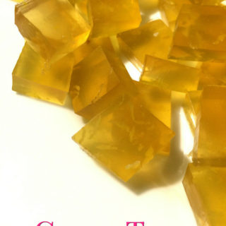 Green Tea Healthy Gummies with Honey Lemon Ginger - Anna Can Do It! - Green Tea Healthy Gummies with Honey Lemon Ginger are delicious and healthy treats for the family. In the flu and cold period it's important to boost our immune system and drink a lot a tea! Why not boosting your immune system with Healthy Gummies made with green tea, honey, lemon and ginger?