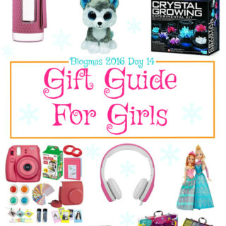 Blogmas 2016 Day 14 – Gift Guide For Girls
