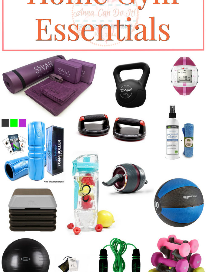 Healthy New Year, Healthier You – Home Gym Essentials