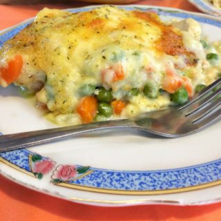 Chicken Dubarry – Chicken Cauliflower Casserole