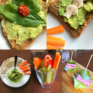 Healthy New Year, Healthier You – Healthy Snacks