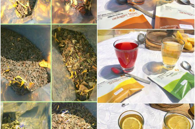 Adagio Tea Review - Anna Can Do It!