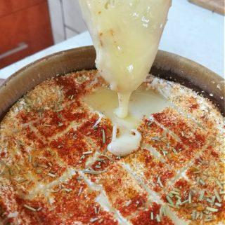 Baked Camembert – Blogmas 2017 Day 10