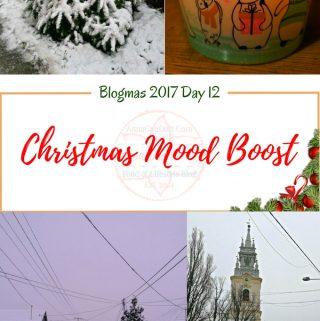 Christmas Mood Boost – Blogmas 2017 Day 12