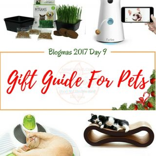Gift Guide For Pets – Blogmas 2017 Day 9