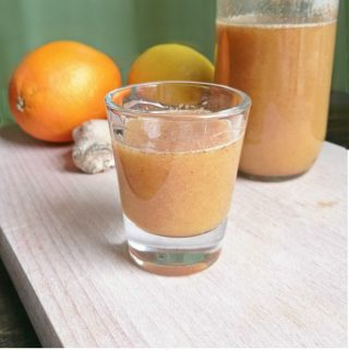 Health Shots – Ginger, Lemon, Orange