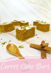Carrot Cake Bars - Anna Can Do It!