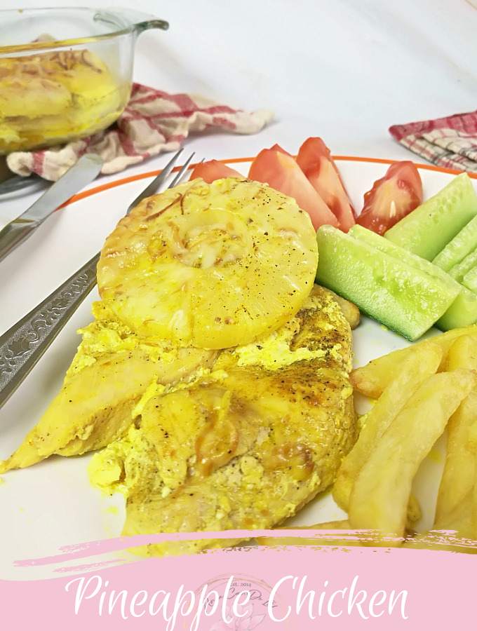 Pineapple Chicken - Anna Can Do It!
